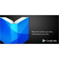 Google Play Books Türkiye İçin Aktif