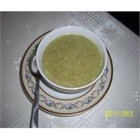 Ahterce Brokoli Çorbası