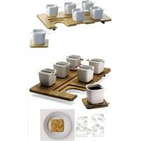 Mutfak Dekrorasyonunda Puzzle Görünümlü Gereçler