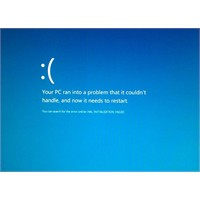 Windows 8 Bluescreen (Mavi Ekran) Hatası