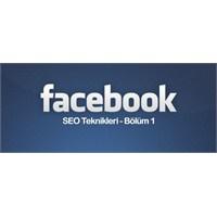 Facebook Seo Teknikleri 1