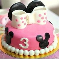 Minnie Mouse Temalı Doğum Günümüz