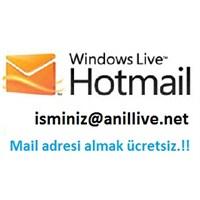 Hotmail.Com Ve Outlook.Com Pop3 Ayarları!