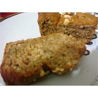 Esmer Şekerli Tarçınlı Ve Elmalı Kek