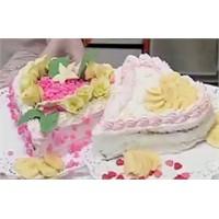 Çift Kalpli Pasta Tarifi