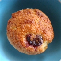 Ahududulu Muffin