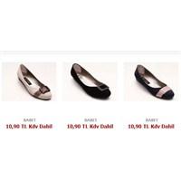 2013 Sezonu Hangar Ayakkabı Modelleri