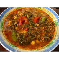 Tahıllı Semizotu Yemeği