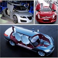 Geleceğin Araba Modelleri