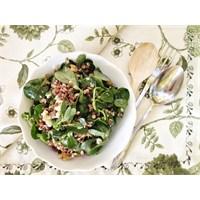 En Sağlıklı Salata: Semizotlu Karabuğday