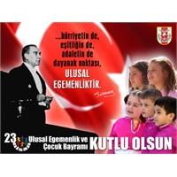 23 Nisan Ve Atatürk