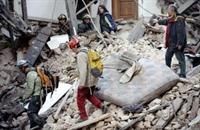 İtalyada Meydana Gelen Deprem