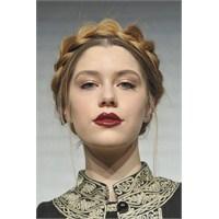 2013 Sonbahar Kış Defilelerinde Makyaj