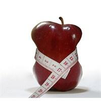 Elmanın Zayıflama Üzerine Etkisi