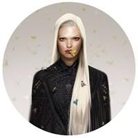 V Magazine İçin Haute Couture İllustrasyonlar