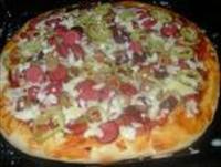 Evde Pizza Yapın