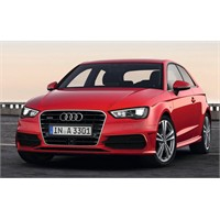 Yeni Audi A3 Yüzünü Gösterdi