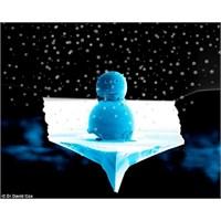 Dünyanın En Ufak Kardan Adamı