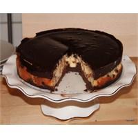 Çikolatalı Nefis Cheesecake
