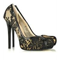 2011 Dantelli Ayakkabı Modelleri