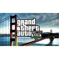 İşte Gta 5'in İlk Oynanış Videosu