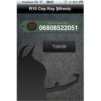 R10.Net İphone Uygulaması