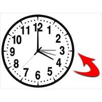 2012 Saatler Ne Zaman İleri Alınacak ?
