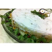 Pasta Salata (Patatesli)