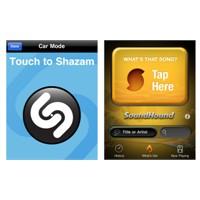 Shazam Vs. Soundhound - Müzik Tanıma Uygulamaları