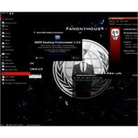 İşte Anonymous'un İşletim Sistemi