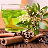 Tarçınlı Yeşil Çay