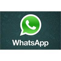 Whatsapp İos İçin De Ücretsiz Oldu!