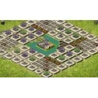 Strateji Oyunu Stronghold Kingdoms Kale Yapımı