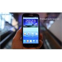 Samsung Galaxy S3 Premium Suite Güncellemesi Türki