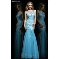 Gece Uzun Elbise Modelleri 2014
