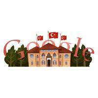 Google Cumhuriyet Bayramını Unutmadı !!!