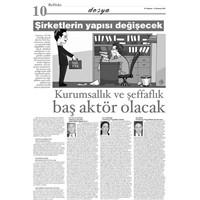 Yeni Türk Tic. Kanunu İllustrasyonu Sayfa Düzeni