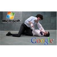 Google'dan Müthiş İddia; Bing Arama Sonuçlarımızı