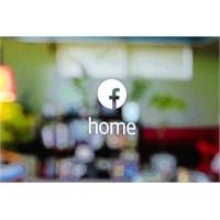 Ve Karşınızda Facebook Home