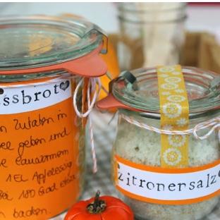 stylebook blogstars: geschenke aus der küche: zitronensalz - Mitbringsel Aus Der Küche