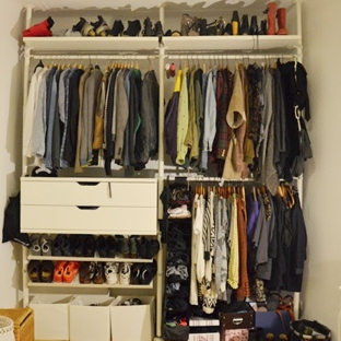 Stylebook blogstars platzsparendes kleiderstangen system - Kleiderstangen systeme ...