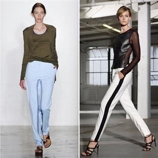 2014 Bahar/Yaz Trendleri - Smokin Pantolonlar