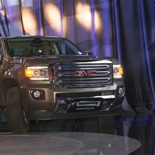 2014 GMC Canyon