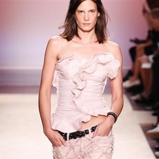 2014 İlkbahar Yaz Moda Trendleri: Fırfırlar