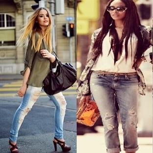 2014 Yaz Bayan Jean Modelleri