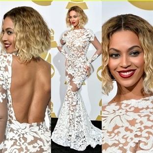 56.Grammy Ödül Töreni-Kırmızı Halı