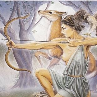 Artemis: Yerinden edilmiş Tanrıça