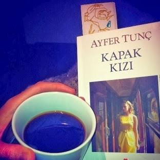 Ayfer Tunç ile tanışmak için güzel bir kitap