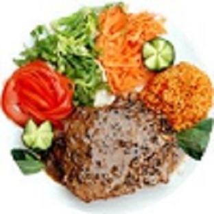 Biberli Biftek (Akdeniz usulü)