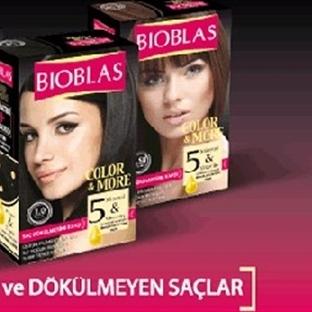 Bioblas Color&More Saç Dökmeyen Saç Boyası